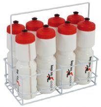 Bottle Carrier & 8 x 750ml Bottles
